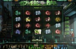 Online-Automatenspiel Zombie Bar ohne Einzahlung
