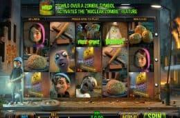 Kostenloses Automatenspiel Zombie Rush ohne Einzahlung