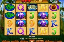 Online-Casino-Spielautomat 100 Ladies