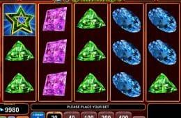 Bild des kostenlosen Online-Spielautomaten 20 Diamonds