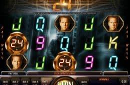 Kostenloses Online-Automatenspiel 24 ohne Einzahlung