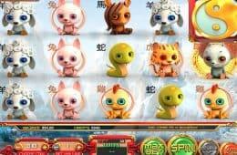 Kostenloses Online-Automatenspiel 4 Seasons