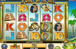 Kostenloses Online-Automatenspiel A While on the Nile