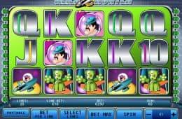 Spielen Sie das kostenlose Automatenspiel Alien Hunter ohne Einzahlung