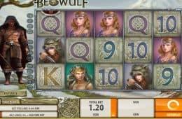 Kostenloses Casino-Automatenspiel Beowulf