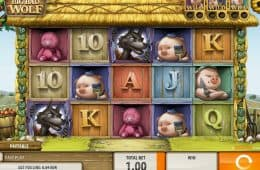 Spielen Sie das kostenlose Casino-Automatenspiel Big Bad Wolf ohne Registrierung