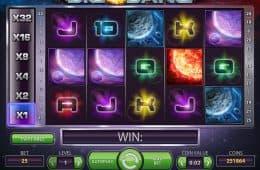 Kostenloses Casino-Automatenspiel Big Bang ohne Einzahlung