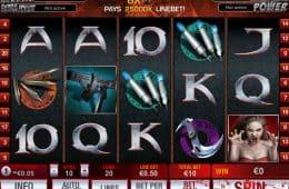 Online-Automatenspiel Blade ohne Einzahlung
