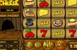 Kostenloser Online-Spielautomat Chase the Cheese