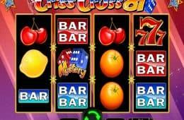 Bild vom kostenlosen Online-Spielautomaten Criss Cross 81