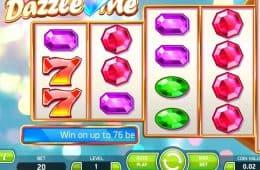 Kostenloeser Online-Spielautomat Dazzle Me ohne Einzahlung