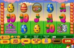 Drehen Sie den Casino-Spielautomaten Easter Surprise ohne Einzahlung