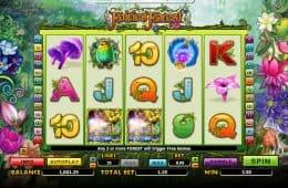 Online-Casino-Spielautomat Fairies Forest ohne Einzahlung