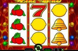 Kostenloser Online-Geldspielautomat Fire Bird ohne Einzahlung