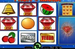 Kostenloses Online-Casino-Automatenspiel Fruit Mania