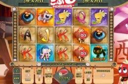 Kostenloser Online-Spielautomat Kobushi ohne Einzahlung