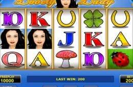 Kostenloser Online-Automatenspiel Lovely Lady