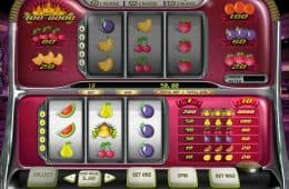 Kostenloses Online-Automatenspiel Mega Nudge 8000