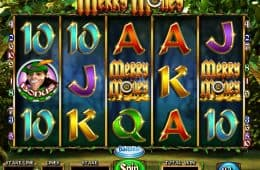Kostenloses Automatenspiel Merry Money ohne Download
