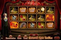 Bild des Online-Casino-Spielautomaten Moulin Rouge