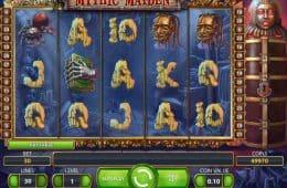 Gratis Mythic Maiden Online-Spielautomat zum Spaß spielen