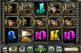 Kostenloser Online-Spielautomat Platoon ohne Einzahlung