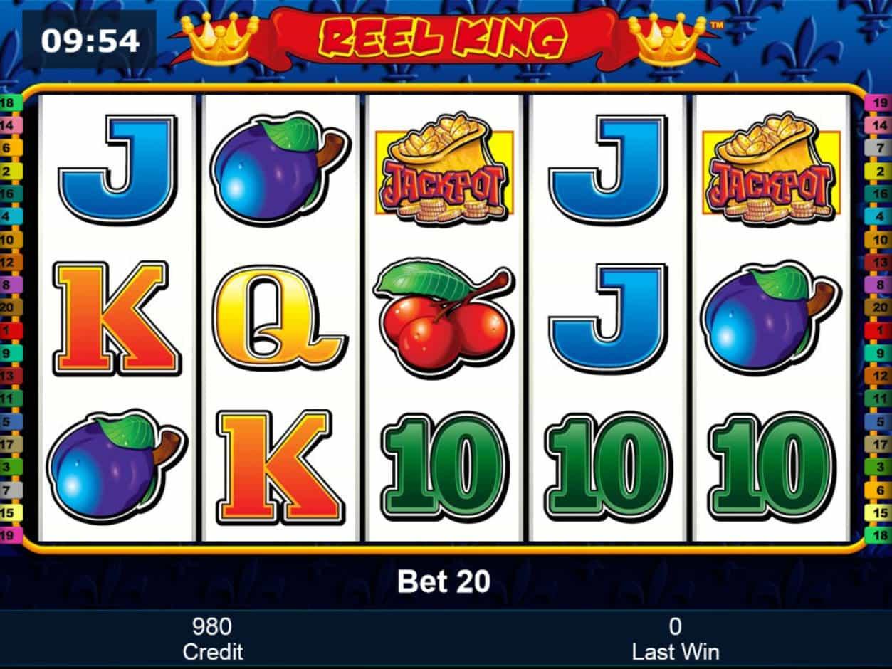 Spiele Reel King - Video Slots Online