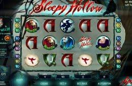 Kostenloser Casino-Spielautomat Sleepy Hollow ohne Einzahlung
