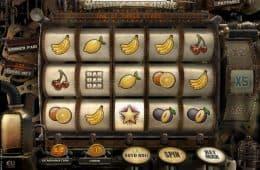 Spielen Sie das kostenlose Casino-Automatenspiel Steampunk Luck