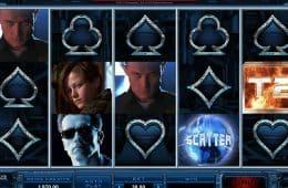 Kostenloser Online-Spielautomat Terminator 2