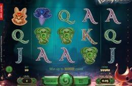 Casino-Spielautomat The WishMaster ohne Einzahlung