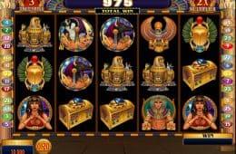 Kostenloser Online-Spielautomat Throne of Egypt