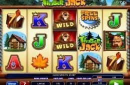 Kostenloser Online-Automatenspiel Timber Jack