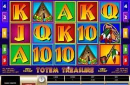 Kostenloser Online-Spielautomat Totem Treasure