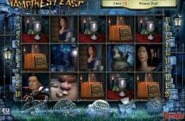 Online-Spielautomat Vampires Feast ohne Download