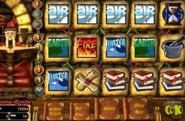 Kostenloser Online-Casino-Spielautomat Wizards Castle ohne Einzahlung