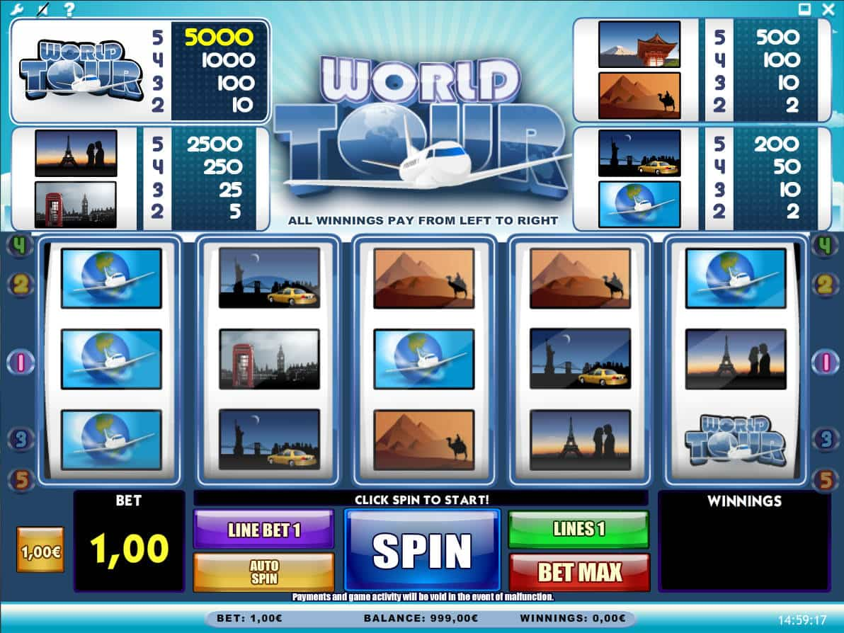 World Tour Casino