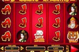Spielen Sie das Casino-Automatenspiel 8 Lucky Charms