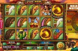 Das Automatenspiel Amigos Fiesta von Spinomenal