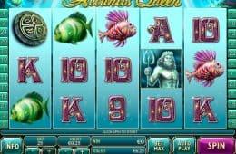 Spielautomat Atlantis Queen Online