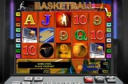 Online-Spielautomat Basketball kostenlos