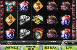 Drehen Sie den Casino-Spielautomaten Biker Gang