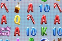 Online-Spielautomat Candy Swap von Nektan