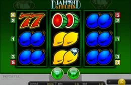 Online-Spielautomat Diamond and Fruits