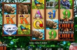 Kostenloser Online-Spielautomat Diamond Chief