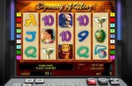 Dynasty of Ming Spiel ohne Registrierung
