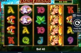 Spielen Sie den Spielautomaten Elven Princess