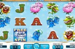 Kostenloses Casino-Automatenspiel Flowers: Christmas Edition ohne Einzahlung
