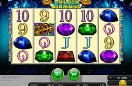 Online-Spielautomat Golden Diamond