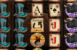Kostenloser Online-Spielautomat Gunslingers Gold